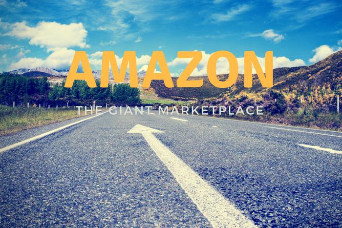 Amazonissa myyminen
