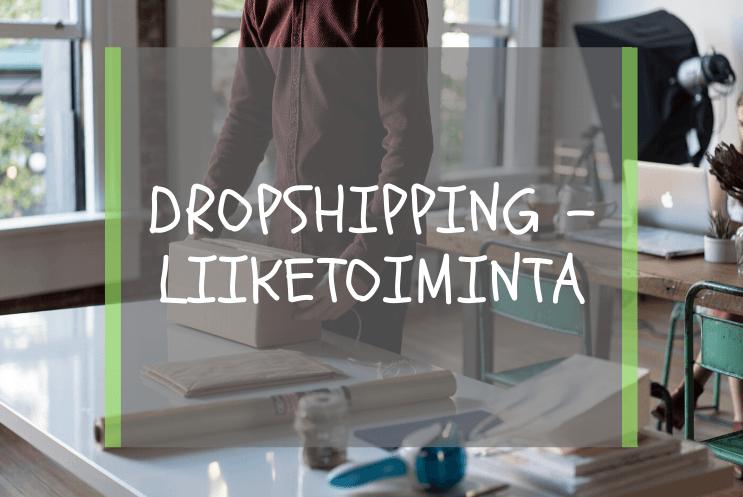 Dropshipping -liiketoiminta